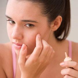 eliminar el acné