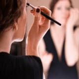 retocar maquillaje