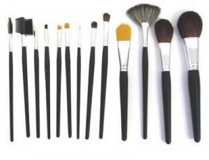 pinceles profesionales de maquillaje