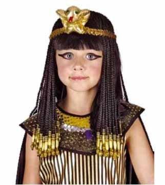 e3f79d59e Maquillaje de egipcia para niña - Maquillajes10