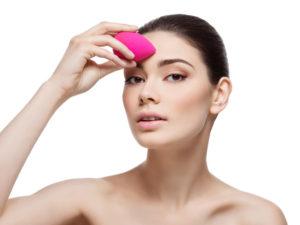 esponja de maquillaje