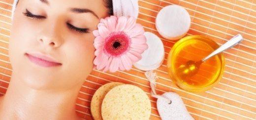 miel para cuidad piel